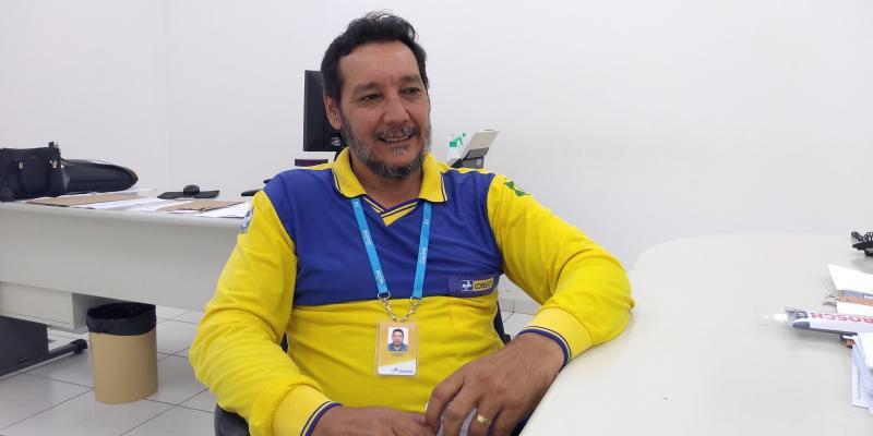 Weverson Nascimento - Edison está há 24 anos na empresa e lembra com carinho do crescimento profissional