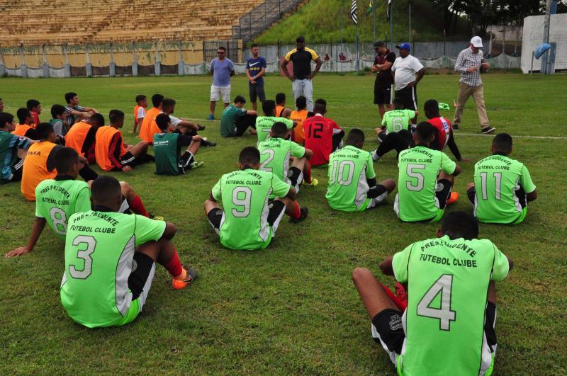 José Reis:Participaram da seletiva aproximadamente 30 atletas, com idades entre 16 e 20 anos