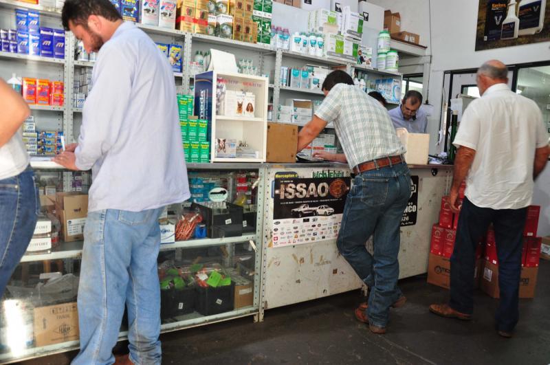 José Reis -Procura pelo produto no início do mês movimenta lojas especializadas em Prudente