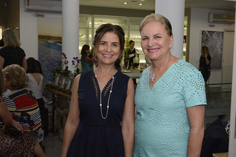 Elisabete Santos: Carla Zamora e Dirce Zamora