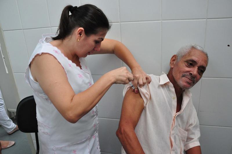 Arquivo - Em Prudente, imunização segue em 28 salas dos postos de saúde até dia 31 de maio