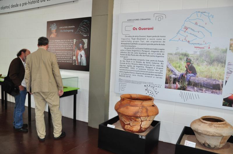 José Reis:Museu objetiva mostrar à comunidade a história dos índios que ocuparam o oeste paulista