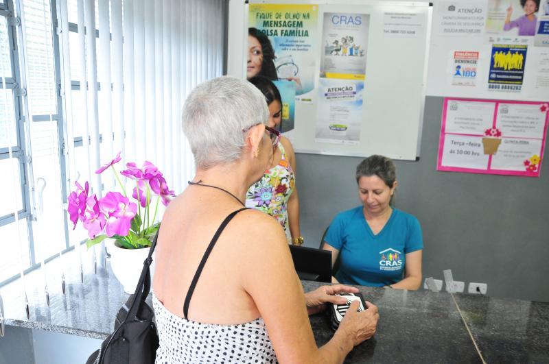 Arquivo - Ação é destinada somente às famílias atendidas por programais sociais do município