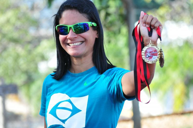 Arquivo - Aos 37 anos, paratleta continua se dedicando para melhorar seu rendimento nas competições
