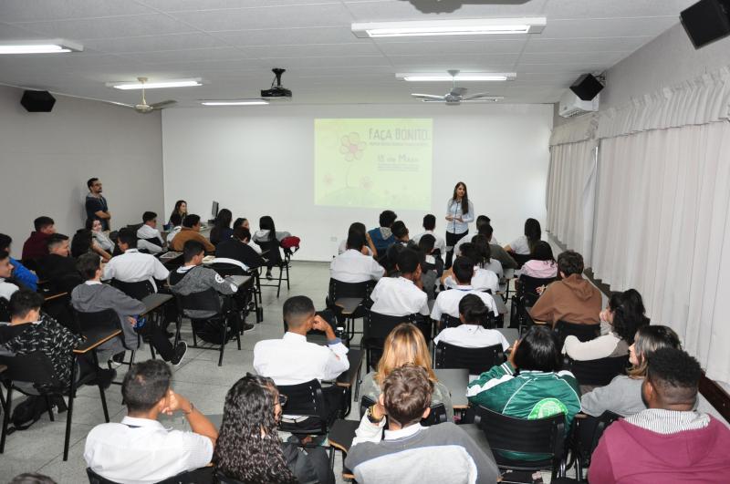 """José Reis -Exibição do filme """"Confiar"""" objetivou falar sobre o assunto"""