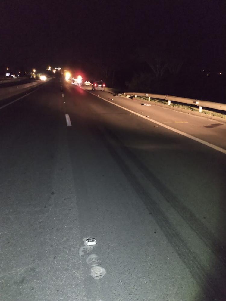 Polícia Militar Rodoviária:Acidente ocorreu no sentido Caiuá a Piquerobi, da Rodovia Raposo Tavares
