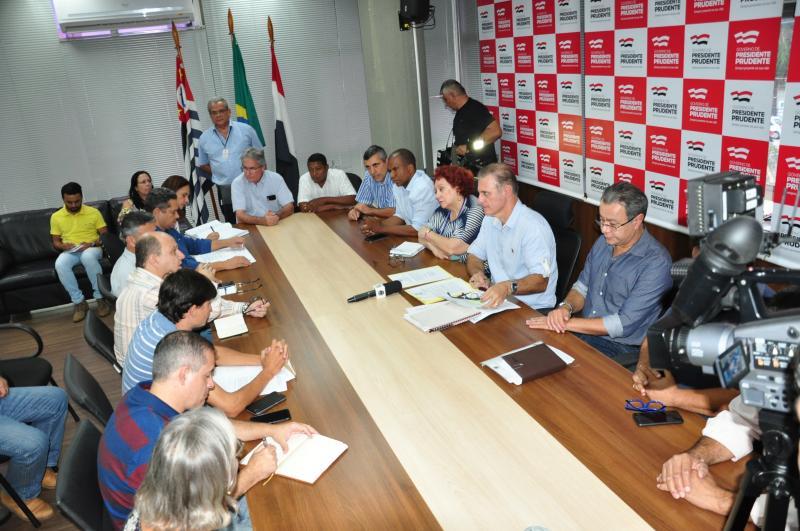 José Reis - Publicação do decreto abriu diálogo entre os poderes Legislativo e Executivo ontem