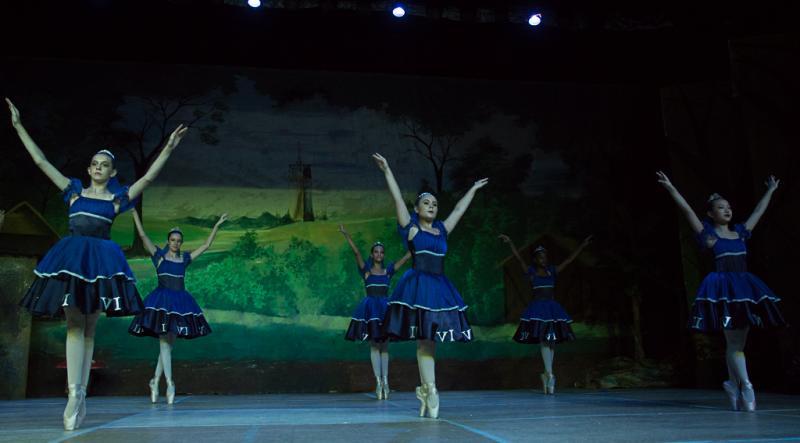 Bruno Fernandes:É um dos sonhos dos bailarinos, dançar com uma orquestra tocando, diz Beth Libório