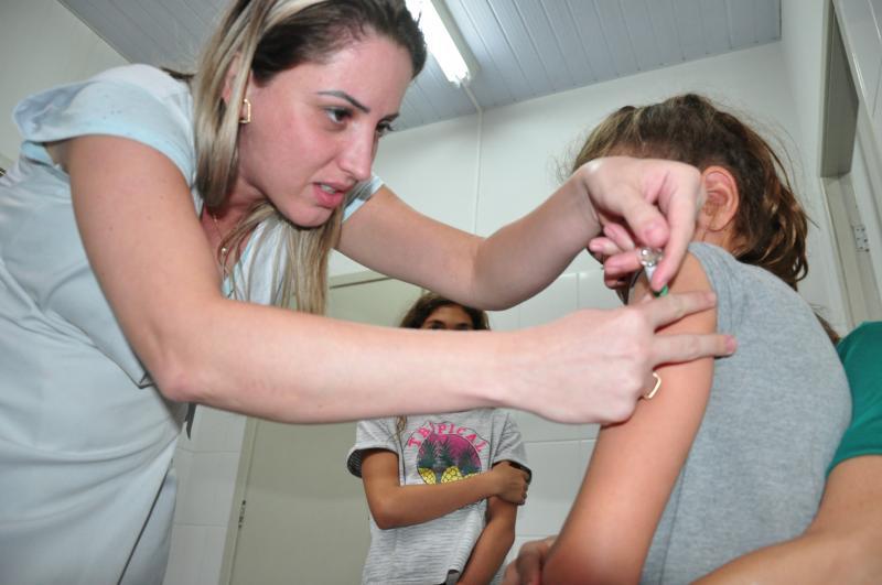 José Reis - Crianças compõem o grupo menos vacinado na campanha em andamento nos postos