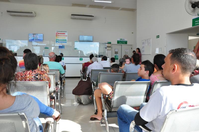 José Reis - UPAs das zonas leste e norte foram alvos da fiscalização do MPE que teve início ontem