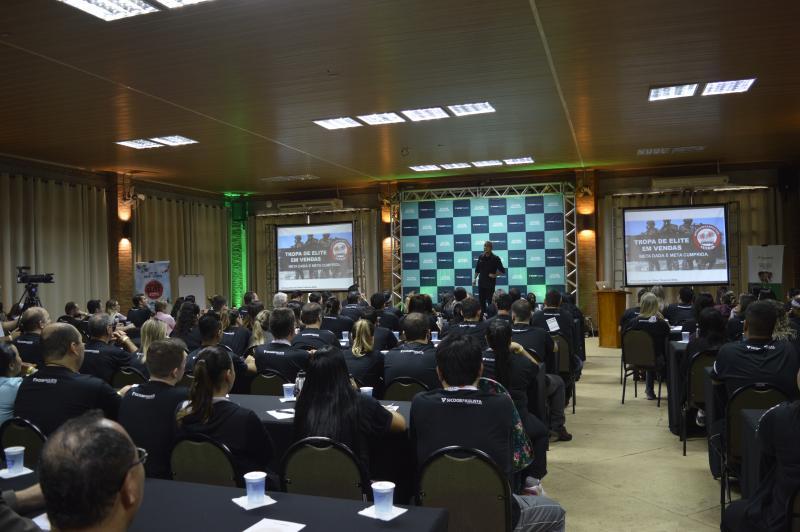 Resort de Pirapozinho tem recebido eventos com capacidade para até 1.000 pessoas