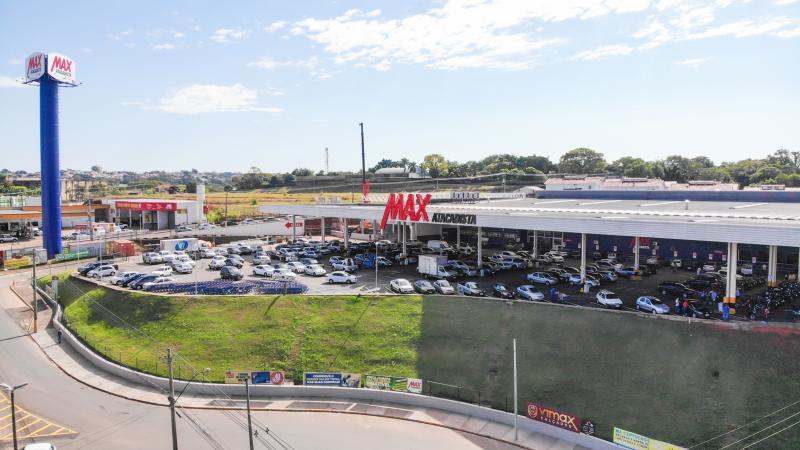 Cedida/AI do Grupo Muffato - Novidade é a ampliação do estacionamento do local, que ganhou 50% a mais de vagas