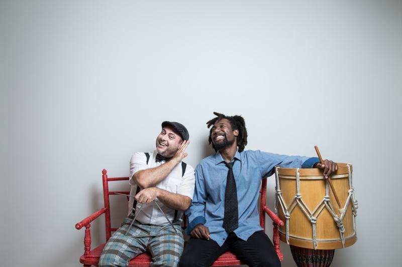Daniel Lenco:Banda Serelepe homenageia os clássicos Luiz Gonzanga e Jackson do Pandeiro no primeiro dia