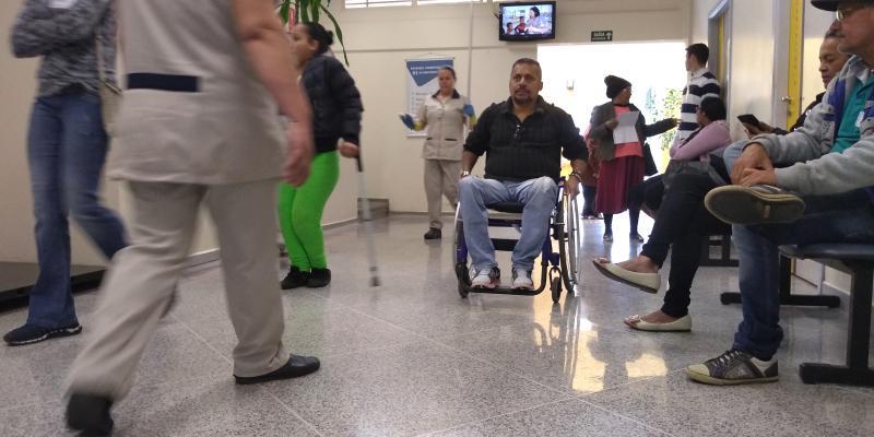 Weverson Nascimento - Gilson ficou paraplégico após acidente de moto em 2016