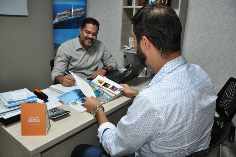 José Reis -Agências relatam que, normalmente, as viagens são programadas com antecedência