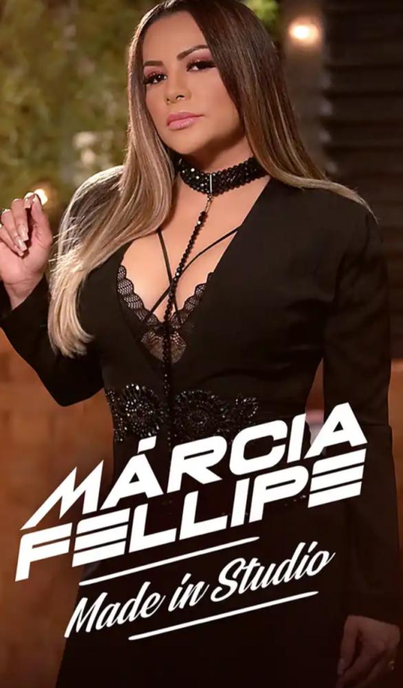 Divulgação:Márcia Fellipe lança novo projeto, um EP de quatro faixas