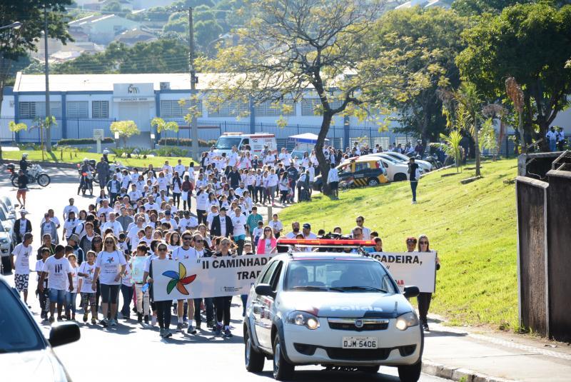 Marcos Sanches/Secom - Evento contou com a participação de autoridades, representantes de entidades e população em geral