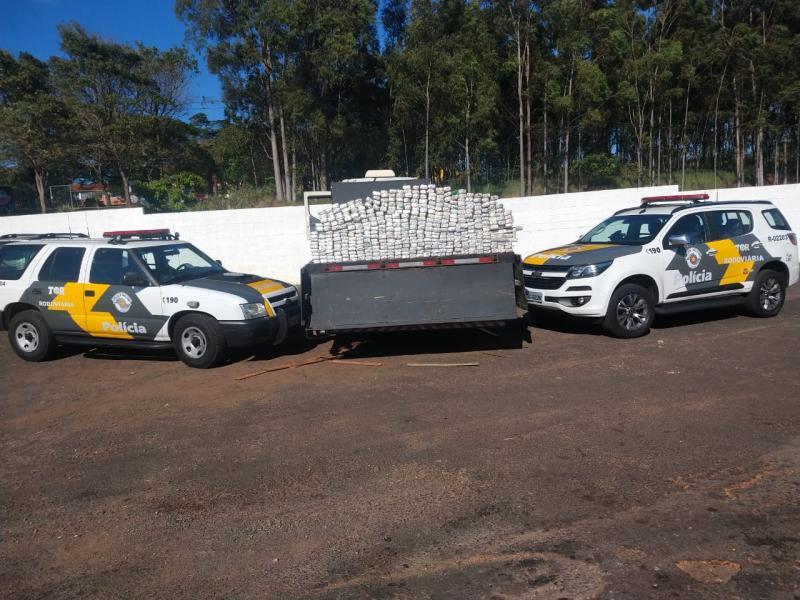 Polícia Milita Rodoviária:Entorpecentes seriam entregues em Presidente Prudente