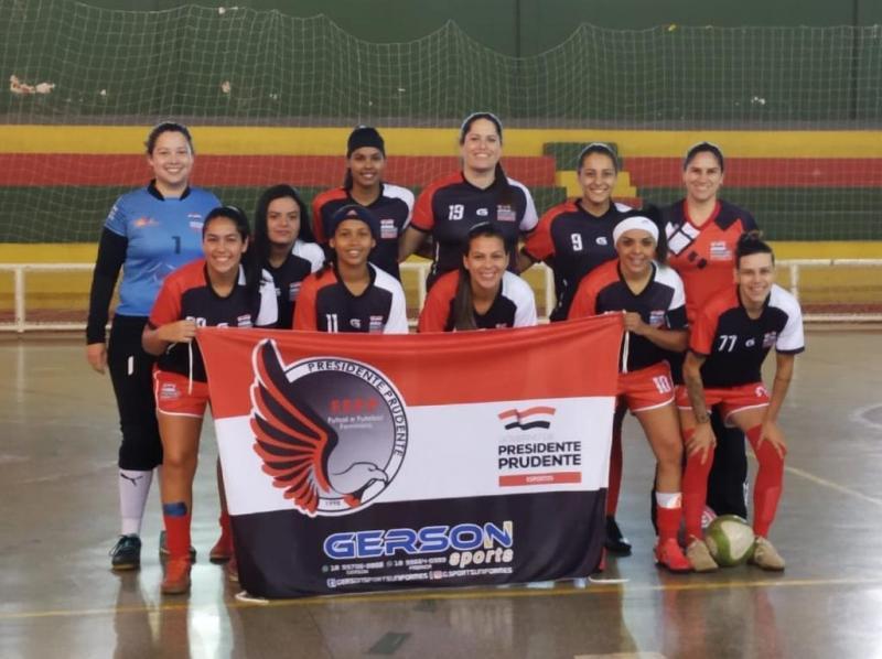 Foto: Lezina Garrido/Cedida: Próximo jogo da equipe que estreou no domingo será dia 23 de junho