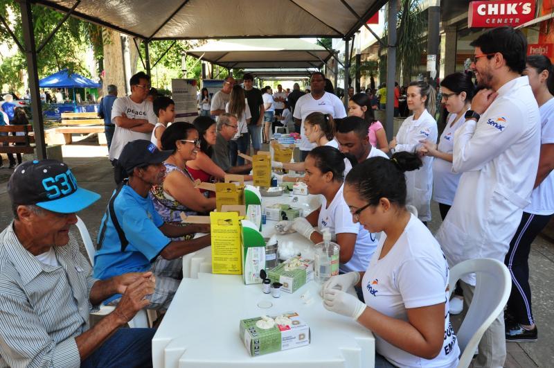 José Reis - Iniciativa reuniu diversos setores sociais e comunitários de PP