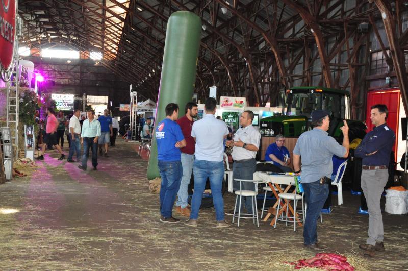 Arquivo - Sucesso do evento representa a força da produção de batata-doce na região