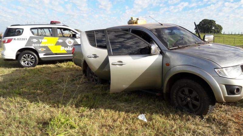 Polícia Militar Rodoviária - Motorista foi abordado na Rodovia Assis Chateaubriand