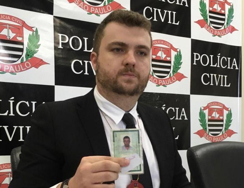 Roberto Kawasaki - Delegado de Polícia Civil, Rafael Galvão, acompanha o caso