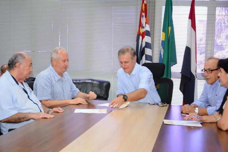 Marcos Sanches/Secom - Prêmio foi entregue para cidadãos na manhã de ontem