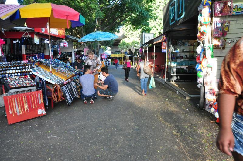 José Reis - MPE aponta que alguns proprietários têm até 6 boxes no local