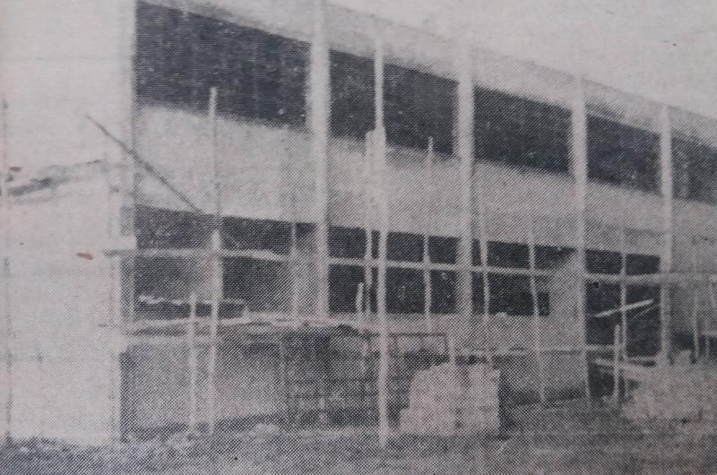 Foto: Novo Paço Municipal de presidente Epitácio