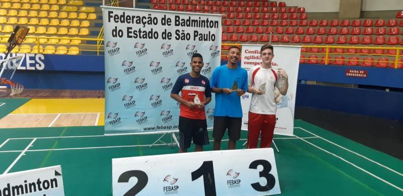 Fotos: Cedida/Semepp - Pedro subiu para a categoria A, qual está o companheiro Enzo