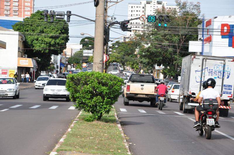 José Reis -Avenida Manoel Goulart é a via que mais concentrará dispositivos: cinco, no total