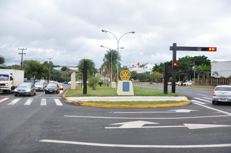 José Reis - Na rotatória do Jardim Monte Alto, que receberá dois dispositivos, um deles terá OCR