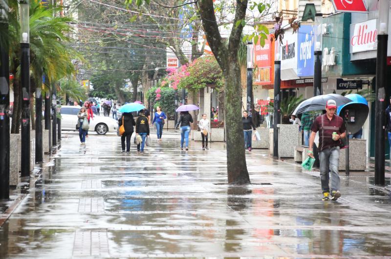 José Reis - Primeira semana de julho é marcada por chuva e baixas temperaturas em Prudente