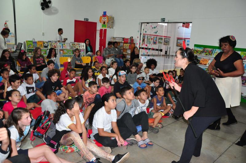 José Reis:No primeiro dia, 60 crianças compareceram ao Centro Cultural para atividades interativas