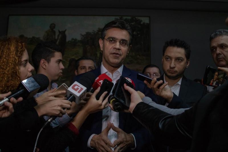 AI do Governo do Estado - Anuncio foi feito ontem na capital paulista, pelo governador em exercício Rodrigo Garcia