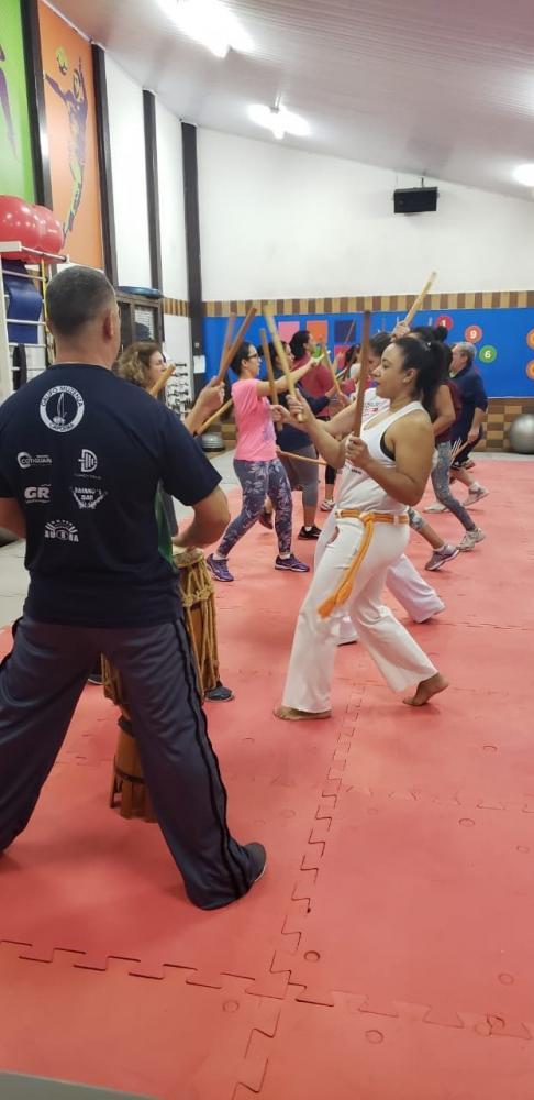 Cedida - Mestre Nelson Hilário tem 50 anos de vida, 40 deles totalmente dedicado à capoeira