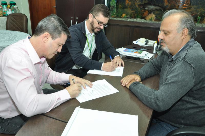 João Paulo Barbosa/AI da Unoeste - Convênio entre a Prefeitura da cidade e a Unoeste foi assinado na última sexta