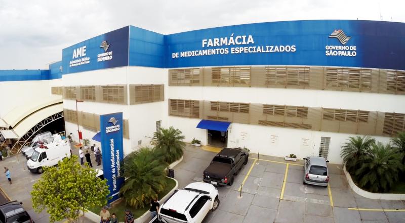 AI do Hospital Regional - Farmácia de Medicamentos Especializados oferta hoje 143 fármacos e 238 apresentações farmacêuticas em Prudente