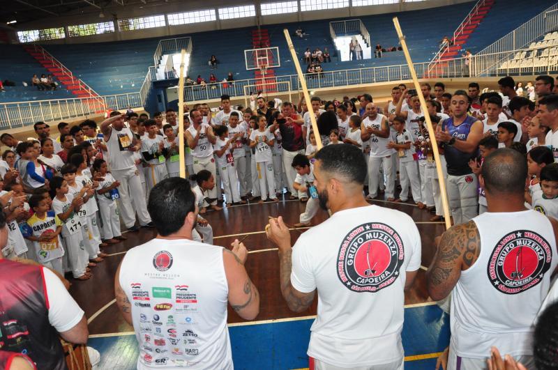 José Reis:21º edição do Giga Prudente reuniu 226 atletas de 43 cidades e cinco Estados e agitou os amantes da capoeira