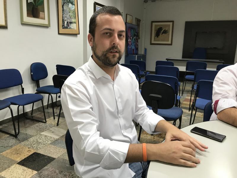 """Thiago Morello - """"As pessoas precisam entender que concessão não é privatização"""", diz deputado"""