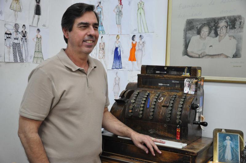 José Reis - Acreditar no potencial do setor mantem o comércio da família Fernani desde 1924