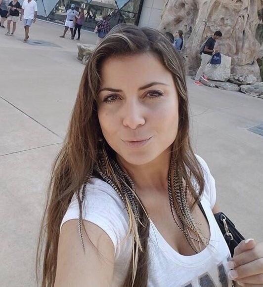 Arquivo pessoal - Corpo de Camila Vanessa Quizini será cremado e as cinzas jogadas ao mar