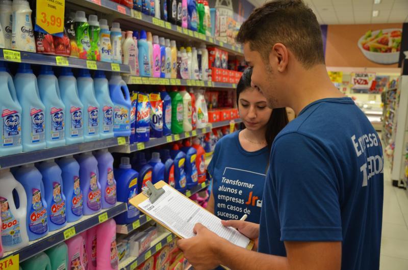 AI da Toledo Prudente - Concorrência entre os supermercados dá a oportunidade de economizar até 60%