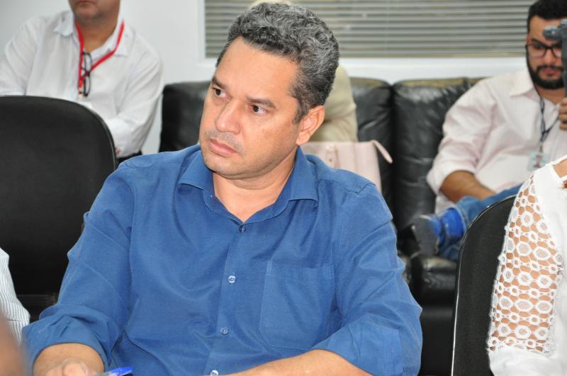 Arquivo - Demerson Dias diz que ideia é acatar proposta na íntegra