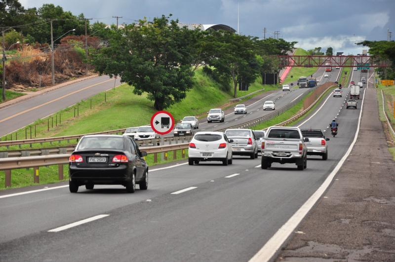 Arquivo - Flagrantes por excesso de velocidade foram registrados na operação Rodovia Mais Segura