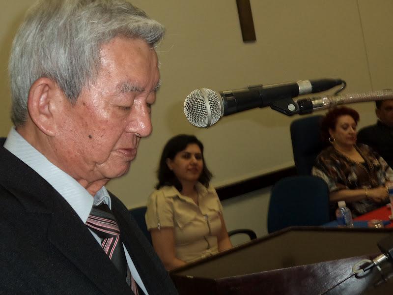 """Cedida/Altino Correia - Rubens Shirassu foi reconhecido como """"Cidadão Prudentino"""", em 2012"""