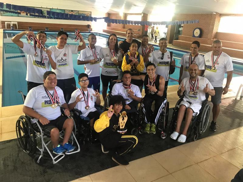 Cedida/ Micheline Cardoso Pereira - Equipe conquistou o título da modalidade pelos 63º Jogos Regionais