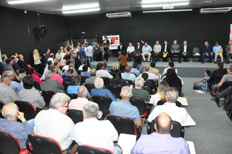 José Reis - Evento foi realizado na Fundação Inova e reuniu representantes regionais e do Estado