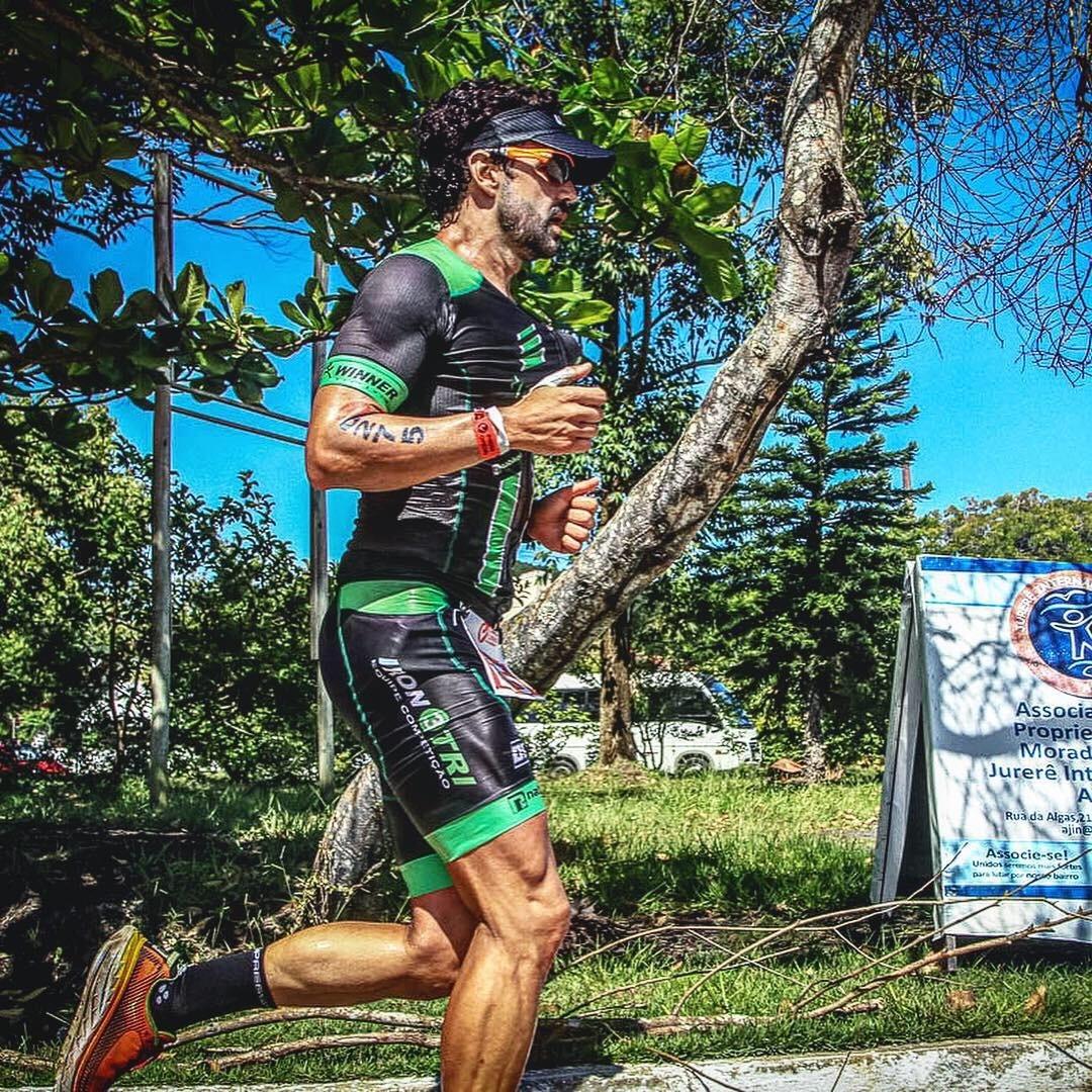 Cedidas/Thiago Machado - Equipe da Academia Winner está em Maceió, onde dez deles competem no Ironman 70.3